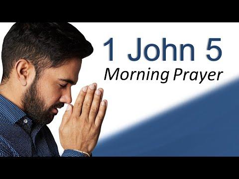 GOD STILL ANSWERS PRAYER - MORNING PRAYER