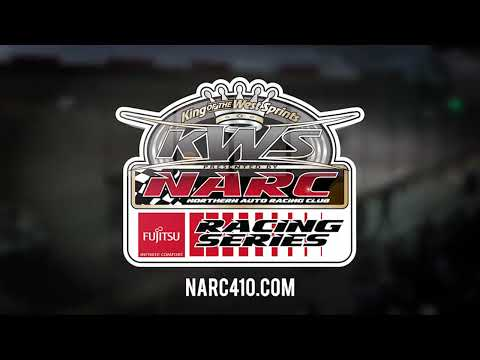 NARC KING OF THE WEST @ OCEAN SPEEDWAY - JULY 17, 2021 - dirt track racing video image