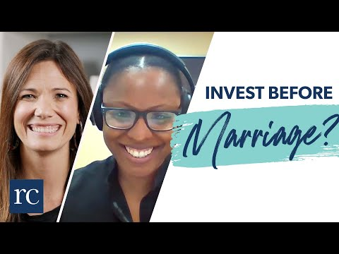 Should I Invest with My Fianc Before Were Married?