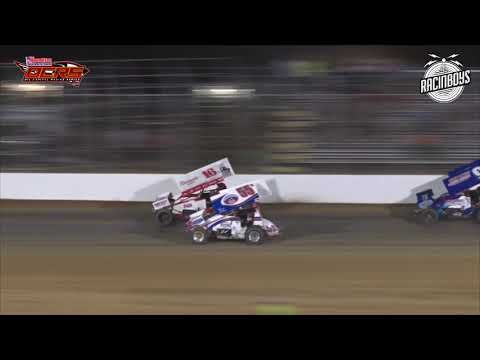 OCRS at Outlaw Motor Speedway 7 9 21 - dirt track racing video image