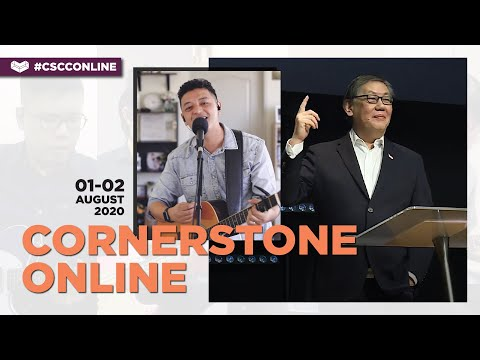 01-02 August 2020  David's Last Battle  Ps. Yang  Cornerstone Community Church  CSCC Online