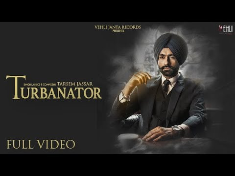 TURBANATOR LYRICS - Tarsem Jassar   Turbanator Title Song