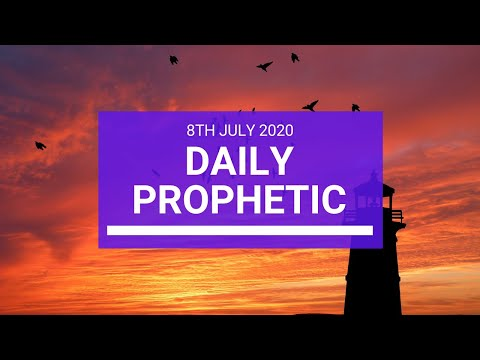 Daily Prophetic 8 July 2020 3 of 10