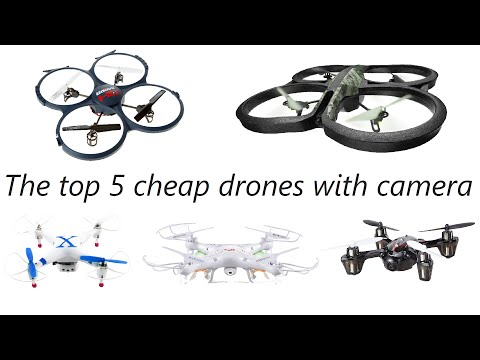 Top 5 Best Drones With Camera You Can Buy (under $100) 2017 - UCpbc0hADce2VuWzOqBP_7hw