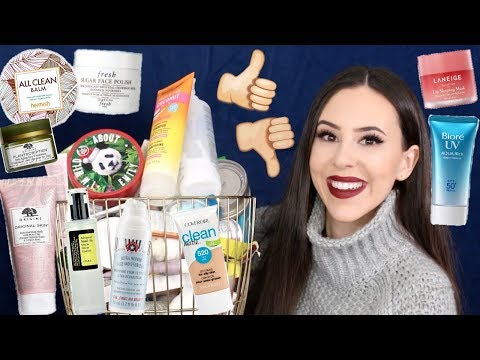 EMPTIES 2018 || BEST & WORST Makeup & Skincare Products I've Used Up!! - UCp3_Zq16GNd-uBVHM8hYQlg