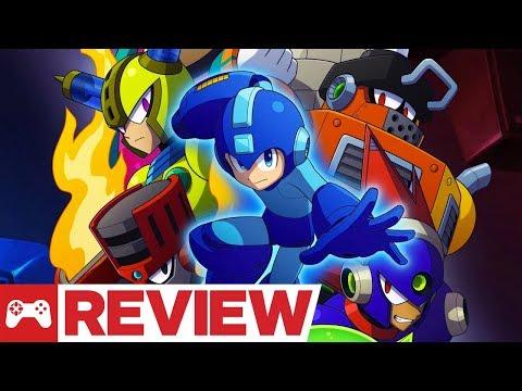 Mega Man 11 Review - UCKy1dAqELo0zrOtPkf0eTMw
