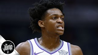 Can the Kings avoid losing De'Aaron Fox to a bigger market? | The Jump