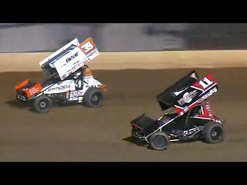 Highlights: ASCoC @ Lake Ozark Speedway 7.24.2021 - dirt track racing video image