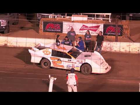 Perris Auto Speedway Super Stocks Main Event 7-24-21 - dirt track racing video image