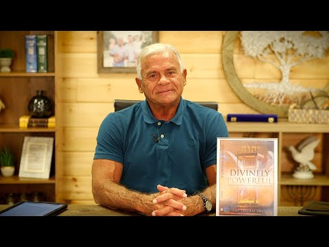 Paul Keith shares about Divinely Powerful: A Prophetic Blueprint Introducing the Coming Age.