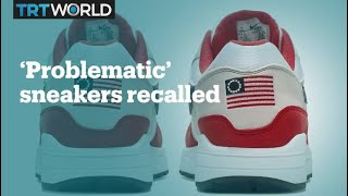 Nike pulls sneakers over criticism