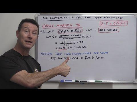 EEVblog #887 - The Economics Of Selling Hardware - UC2DjFE7Xf11URZqWBigcVOQ