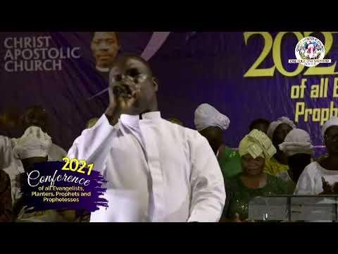 2021 CONFERENCE OF ALL EVANGELIST, PLANTERS, PROPHETS & PROPHETESSES  GRAND FINALE VIGIL  PART 2