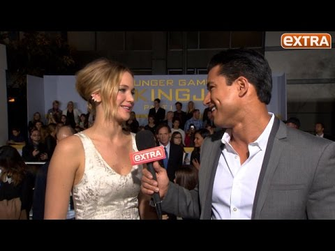 Jennifer Lawrence on Her Trucker Diet, Security, Social Media and More at 'Mockingjay' Premiere - UCVr-TwiGNnveWyOouIyz2fQ