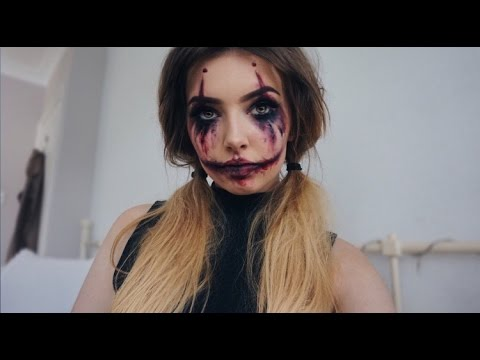 Halloween || Blood, Clown Makeup - UCh6T7XElMpfxGtXZTx1p1CA