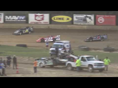 Florence Speedway | 7/24/21 | Late Models | Feature - dirt track racing video image