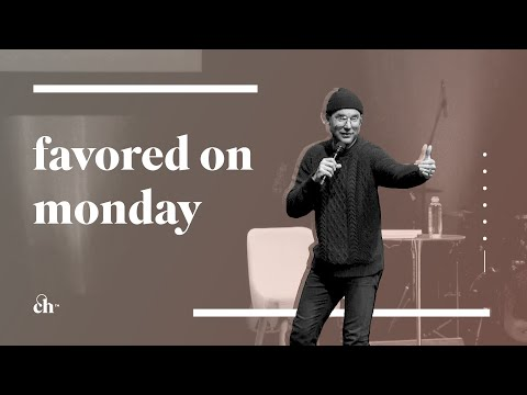 Favored on Monday // Judah Smith