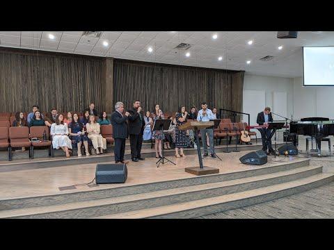 Trinity service, Church of Hope,  05/31/2020