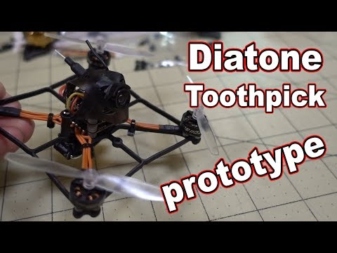 """The Ultimate KababFPV Toothpick? // Diatone """"Cube"""" Prototype First Look  - UCnJyFn_66GMfAbz1AW9MqbQ"""