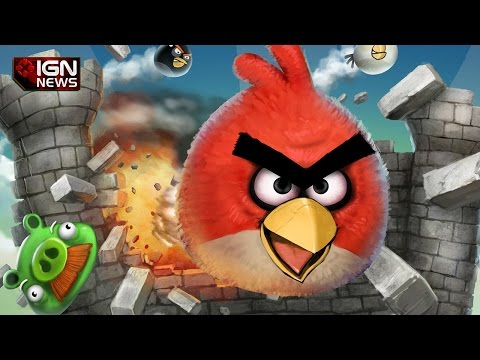 Angry Birds Movie Gets Cast - IGN News - UCKy1dAqELo0zrOtPkf0eTMw