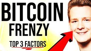 BITCOIN FRENZY 2019 😳 Recession, Hong Kong, Coinbase - Programmer explains