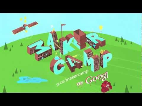 Tinker all summer long during Maker Camp on Google+ - UChtY6O8Ahw2cz05PS2GhUbg