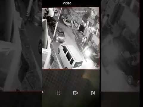 Bike Snatching Footage At Gulberg Area Karachi