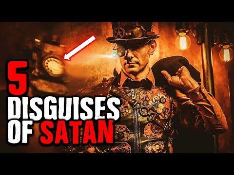 SPIRITUAL WARFARE: SATANS STRATEGIES, 5 LIES IN DISGUISE & DEVILS DEADLIEST END TIME DECEPTIONS!!