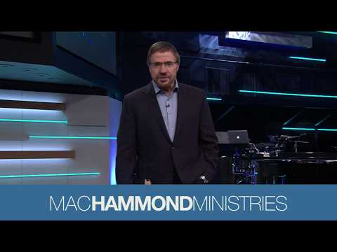 Supernatural Protection #3 , Your Determined Purpose, Part 1 Moment - Mac Hammond