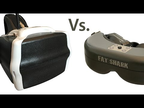 HeadPlay Vs Fat Shark FPV Goggles -  Which One To Go With? - UCnESUCra9OFwE8vAcCvHzNg