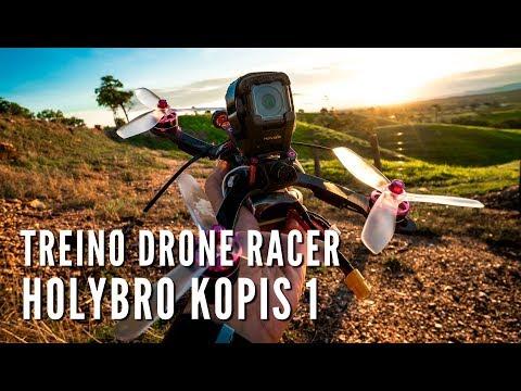 VLOG #08 - TREINO DE DRONE RACER EM FAZENDA - HOLYBRO KOPIS 1 - UCkbFzxkZapUThonAJBWin6A