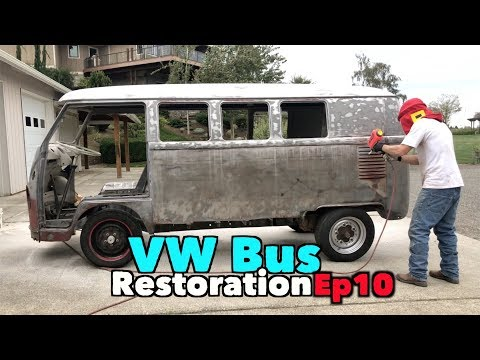 VW Bus Restoration Episode 10 - Not Selling The Bus! | MicBergsma - UCTs-d2DgyuJVRICivxe2Ktg