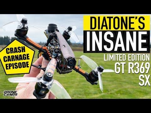 "TOTAL INSANITY - Diatone GT R369 SX Limited Edition 3"" - FULL REVIEW & FLIGHTS - UCwojJxGQ0SNeVV09mKlnonA"