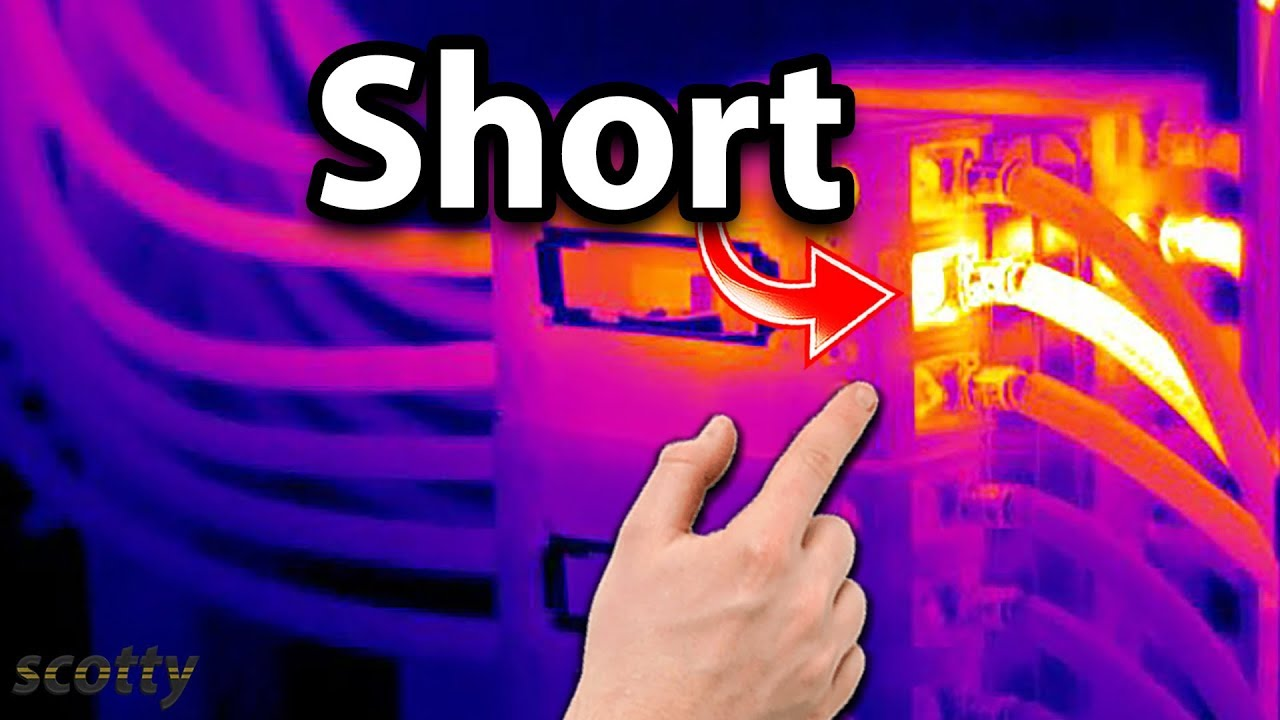 How To Find Electrical Short In Your Car Thermal Imaging Audiomania Lt