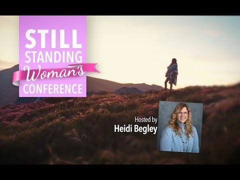 Still Standing Woman's Conference 4/13/2019