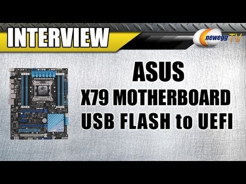 Newegg TV: ASUS X79 Motherboard USB Flash to UEFI - UCJ1rSlahM7TYWGxEscL0g7Q