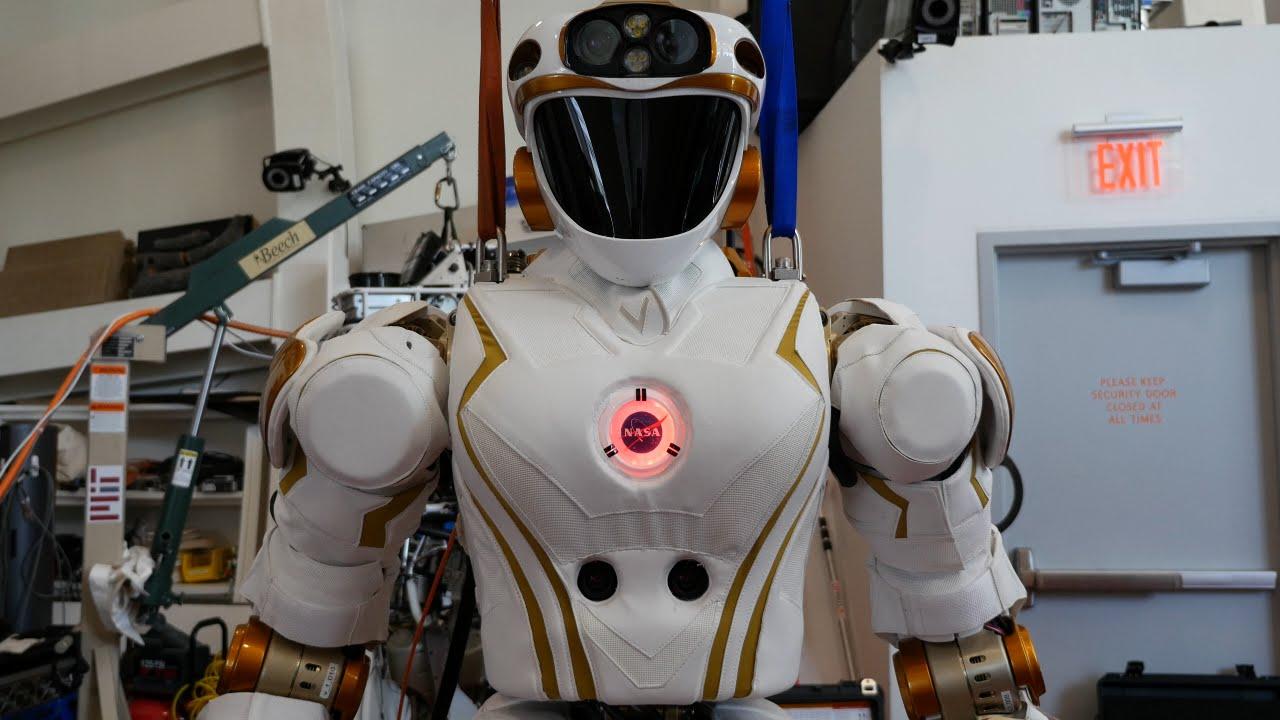 nasa humanoid robot - 1280×720