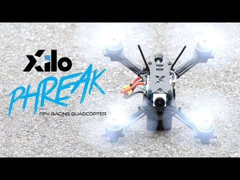 Introducing the XILO PHREAK FPV Racing Quadcopter $34.99!! - UCEJ2RSz-buW41OrH4MhmXMQ