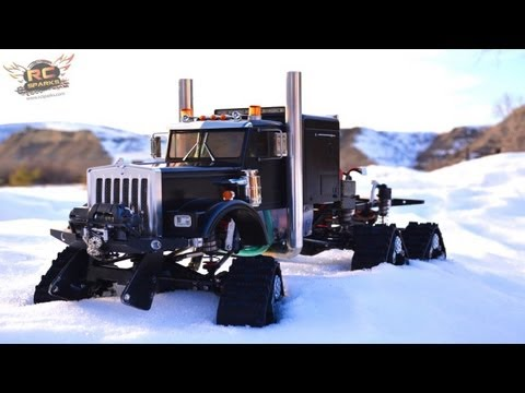 RC ADVENTURES - HD OVERKiLL - 6WD Tracks, 5 Motors, 5 ESC's, PURE POWER SEMi TRUCK - UCxcjVHL-2o3D6Q9esu05a1Q