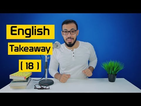 الحلقه ( 18 ) English Takeaway