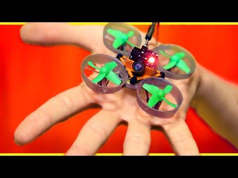 World's Smallest DIY Spy Drone! - UCSpFnDQr88xCZ80N-X7t0nQ