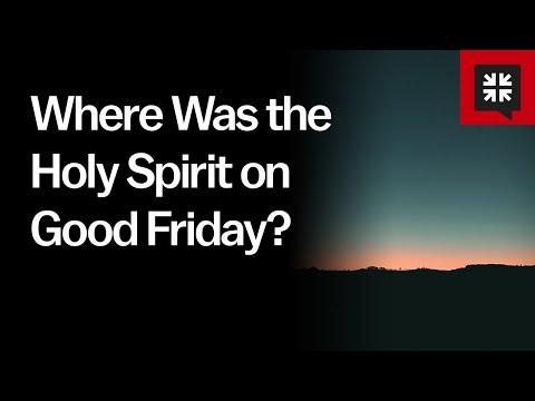 Where Was the Holy Spirit on Good Friday? // Ask Pastor John