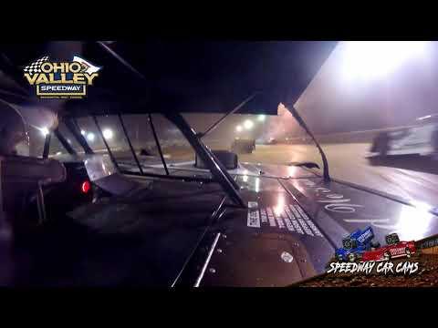 #C4 Freddie Carpenter - Ohio Valley Speedway 4-23-21 - Super Late Model - In-Car Camera - dirt track racing video image