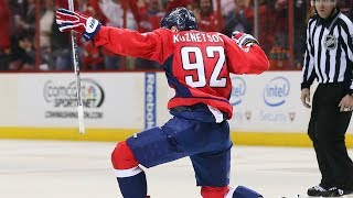 Kuznetsov Banned Four Years By IIHF After Positive Test at Worlds