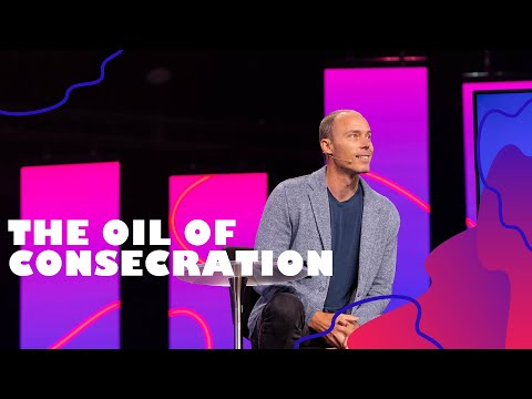 Gateway Church Live  The Oil of Consecration by Pastor Preston Morrison  July 18