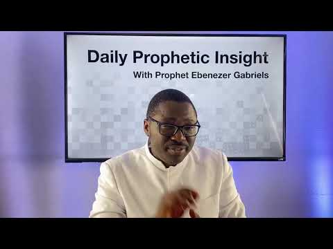 A week of setting records straight Prophetic Insights  December 27th, 2020