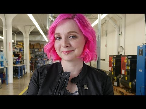 Limor Fried, Founder & CEO, Adafruit Industries | MAKERS - UCCjyq_K1Xwfg8Lndy7lKMpA