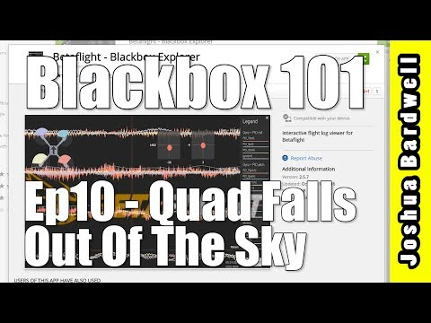 BLACKBOX 101 | Ep10 - Why Did The Quad Fall Out Of The Air? - UCX3eufnI7A2I7IkKHZn8KSQ
