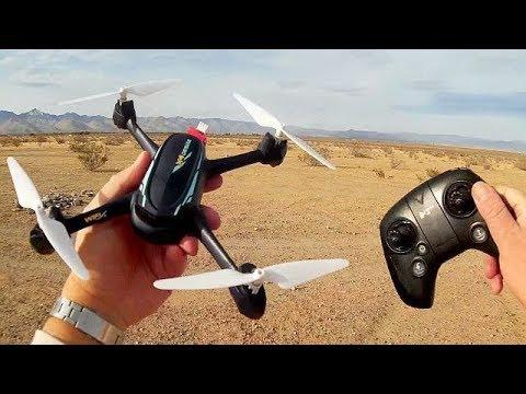 Hubsan H216A X4 Desire GPS FPV Explorer Drone Flight Test Review - UC90A4JdsSoFm1Okfu0DHTuQ