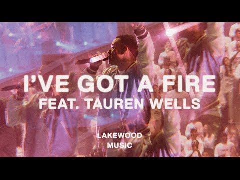 I've Got a Fire (Live at Hope & Life Conference) feat. Tauren Wells